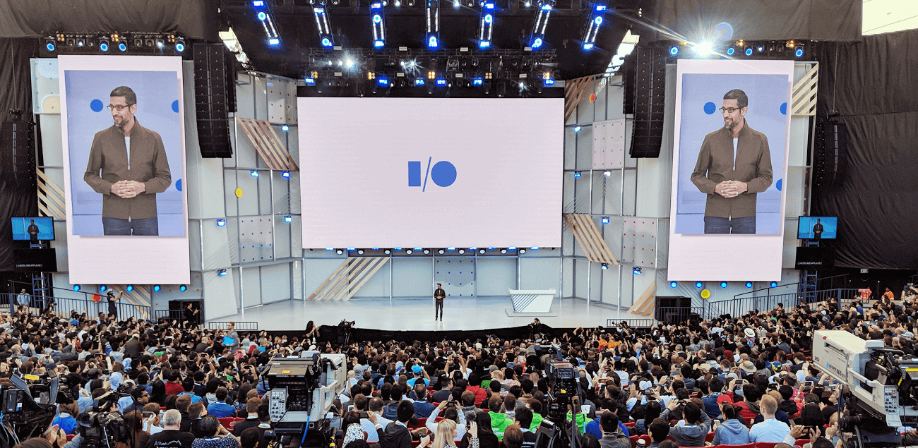 Google I/O 2018-What is Amazing in it?